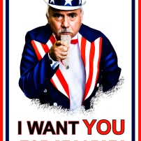 Uncle Grant Wants You!